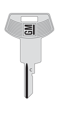 "General Motors ""GM Logo"" B64- OEM"