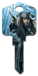 D27 - Captn Jack Sparrow