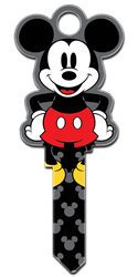 D103 - Mickey Mouse Shape
