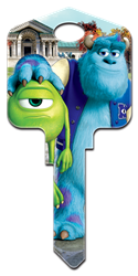 D100 - Mike & Sulley