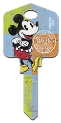 D62 - Mickey Mouse - 1928